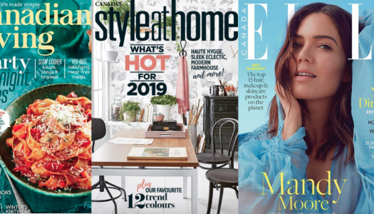What layoffs at Elle Canada, Style at Home and Canadian Living mean for the future of print