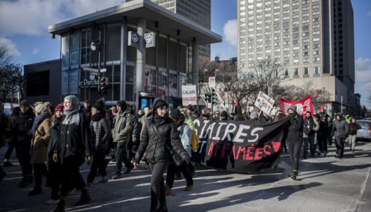 Here's why Concordia students are striking against school internship policies