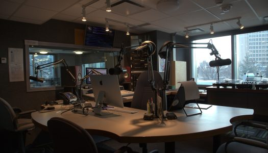 A Calgary radio station sets the standard for community fundraising