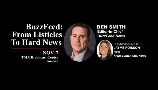 BuzzFeed: From Listicles to Hard News