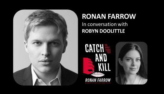 Ronan Farrow on Lies, Power and Predators