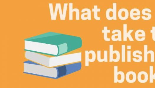 What Does It Take To Publish a Book?
