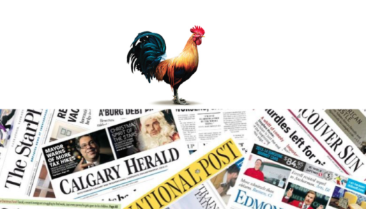 Postmedia and Mary Brown's serve up free content