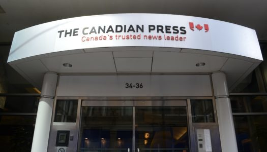 Memo: The Canadian Press and COVID-19