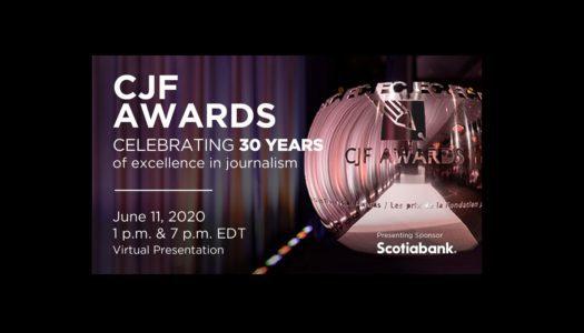 2020 CJF Awards
